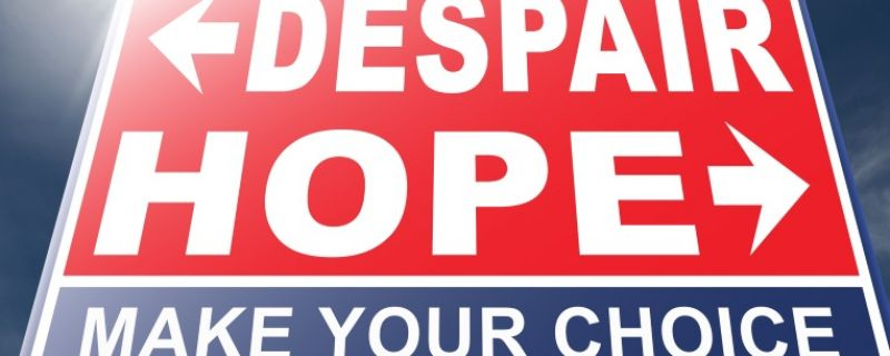 """How to turn """"Hopeless"""" into """"Hopeful"""" by James Mapes"""